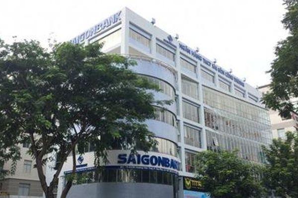 Cổ phiếu của Saigonbank mới lên sàn nhưng lao dốc 'không phanh'