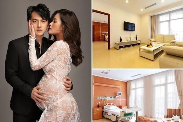 Đông Nhi chọn phòng Tổng thống, giá nghìn đô một đêm khi sinh con