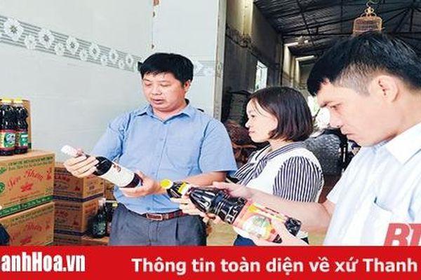 Thị xã Nghi Sơn tập trung xây dựng chuỗi cung ứng thực phẩm an toàn