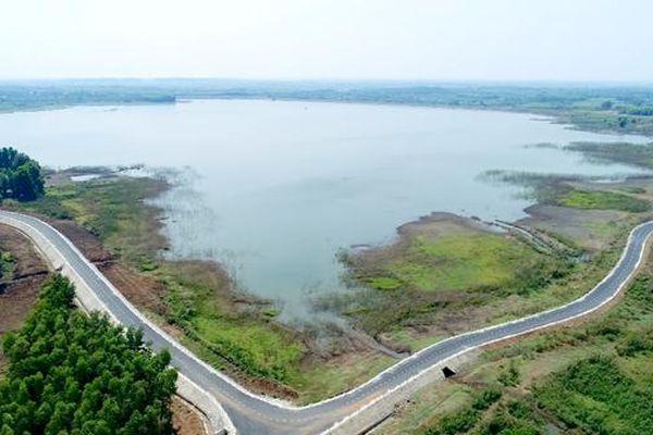 Đồng Nai có 75 hồ, đập chứa nước thủy lợi