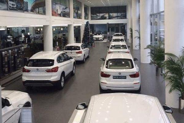 Nhập khẩu hơn 7.000 ô tô nguyên chiếc trong nửa đầu tháng 10