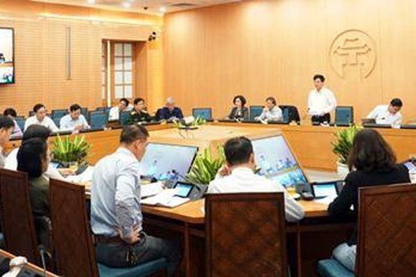 Hà Nội đề xuất phạt 'nguội' không đeo khẩu trang