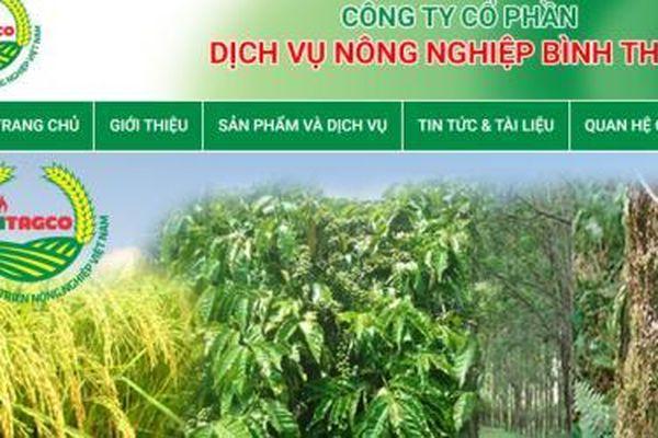 Nông nghiệp Bình Thuận phát hành cổ phiếu để mua cổ phần công ty khác