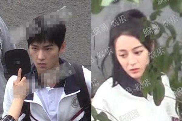 Địch Lệ Nhiệt Ba bị chê lờ đờ trong phim đóng cùng Dương Dương, fan bảo: 'Chị em bị cận'