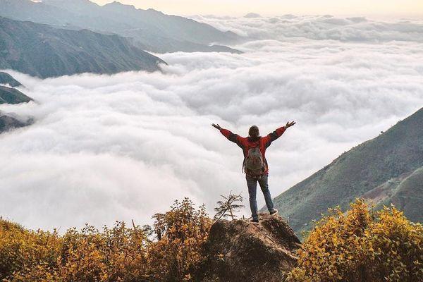 Kinh nghiệm săn mây Tà Xùa mùa thu đông