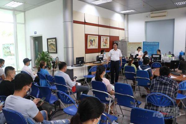 Bắc Ninh đẩy mạnh giới thiệu việc làm online