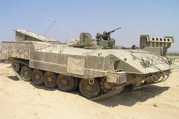 Quân đội Israel đầy tinh quái khi sử dụng vũ khí Liên Xô