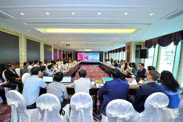 BIENDONG POC tổ chức thành công Hội nghị các nhà cung cấp, vận chuyển và tiêu thụ khí