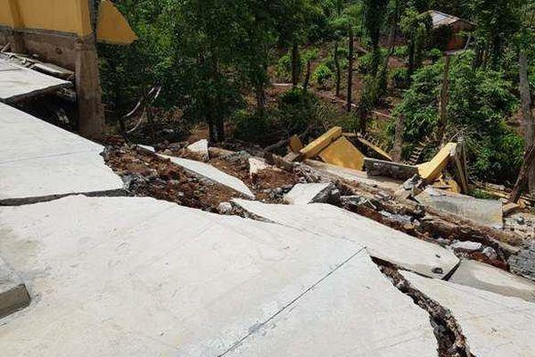 Loạt sai phạm khi nâng cấp trường học tại Đắk Nông gây sự cố đổ sập