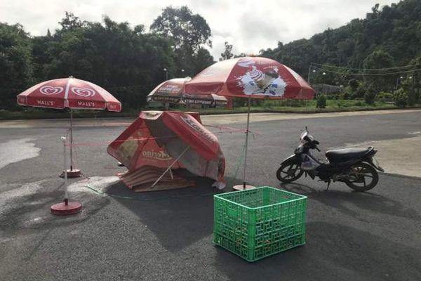 Lâm Đồng: Xe khách lùi cán người đàn ông tử vong