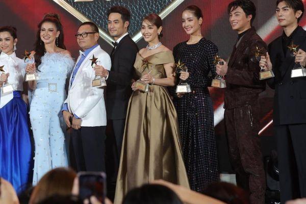 Danh sách những nghệ sĩ Thái Lan giành được cup từ lễ trao giải Maya 2020