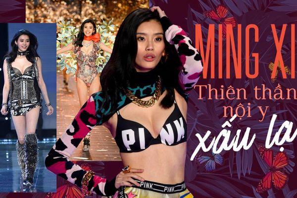 Ming Xi - Thiên thần nội y 'xấu lạ' bước chân vào gia tộc thị phi nhất Châu Á