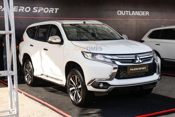 Mitsubishi Pajero Sport giảm giá hơn 200 triệu đồng tới 2 lần chỉ trong tháng 10/2020