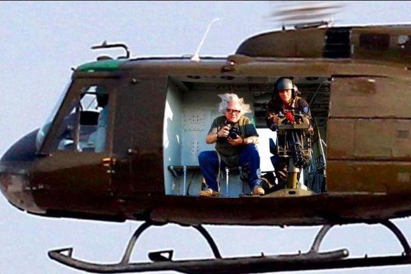 Gặp gỡ nhà báo, nhiếp ảnh gia trên không