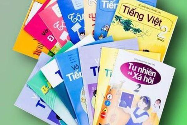 Dự kiến công khai bản thảo sách giáo khoa lớp 2 và 6 để nhặt 'sạn'