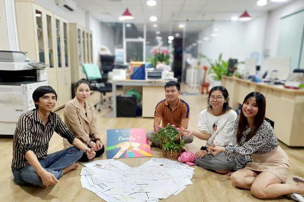 Dân văn phòng TP.HCM tiếp sức cho vùng lũ Miền Trung