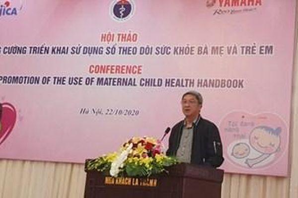 Triển khai Sổ theo dõi sức khỏe bà mẹ và trẻ em trên toàn quốc