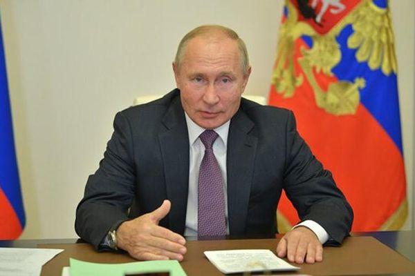 Tổng thống Nga V. Putin nêu nhiệm vụ tăng thu nhập cho người dân