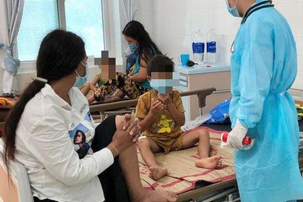 Phát hiện 20 ca mắc bạch hầu, Quảng Ngãi họp khẩn chống dịch