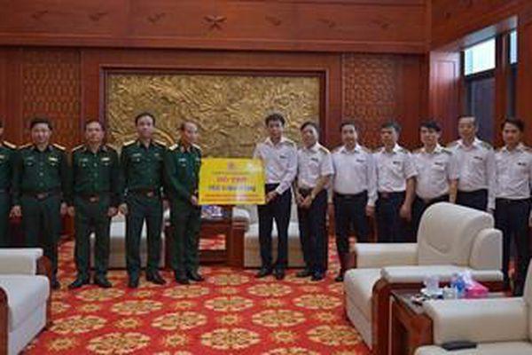Các cơ quan, đơn vị ủng hộ, hỗ trợ đồng bào miền Trung