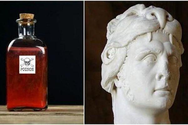 Quái chiêu ông vua uống độc dược để bất tử nổi tiếng lịch sử