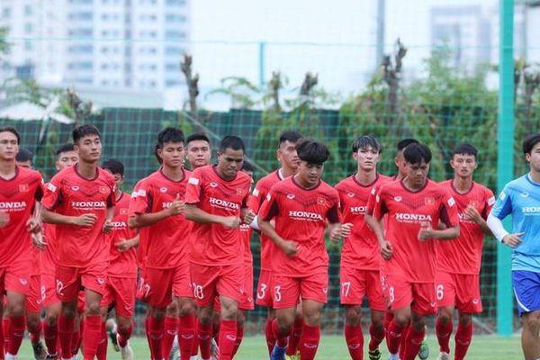 U22 Việt Nam lỡ cơ hội tham gia 'World Cup thu nhỏ' vào cuối năm