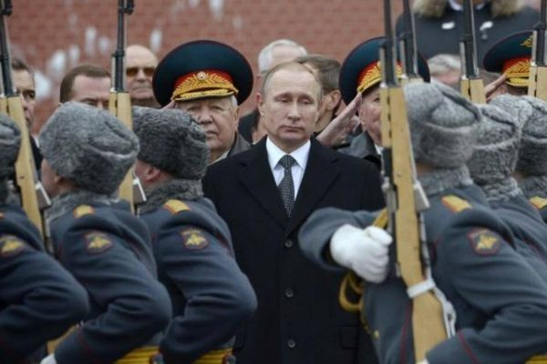Tổng thống Putin: Sức mạnh của một nước nằm ở niềm tin của người dân