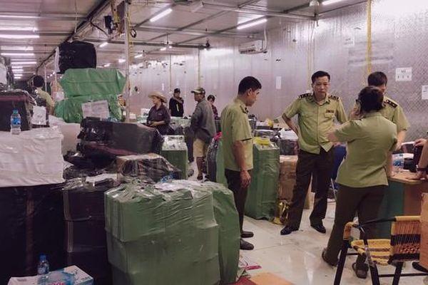 Làm rõ trách nhiệm tập thể, cá nhân liên quan vụ kho hàng lậu tại Lào Cai