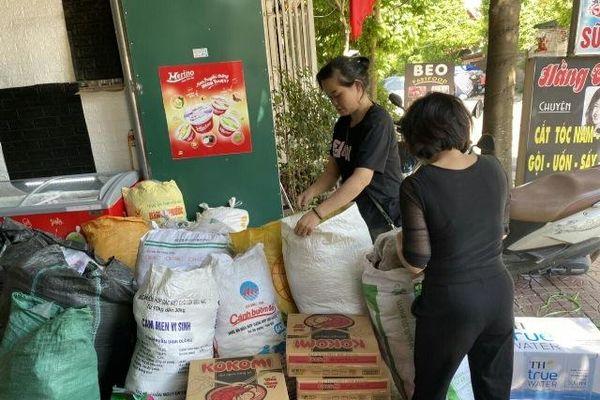 Vĩnh Phúc: Vĩnh Tường phát động quyên góp, ủng hộ đồng bào miền Trung