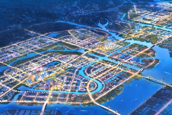 Mở rộng không gian đô thị phía Bắc TP Hạ Long