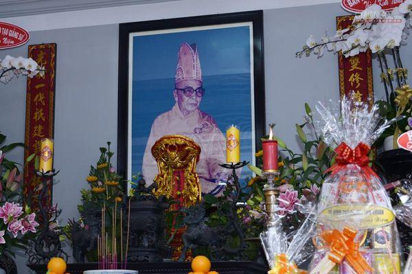 Lễ húy kỵ HT.Thích Định Quang tại chùa Huỳnh Kim
