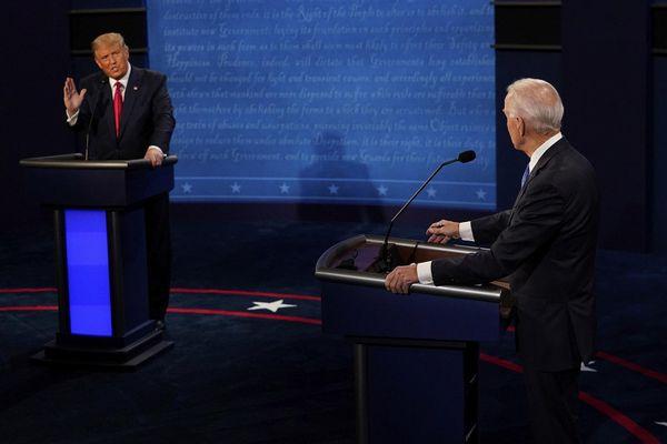 Ông Trump chê đối thủ thiếu năng lực, nói chạy đua vào Nhà Trắng vì Biden