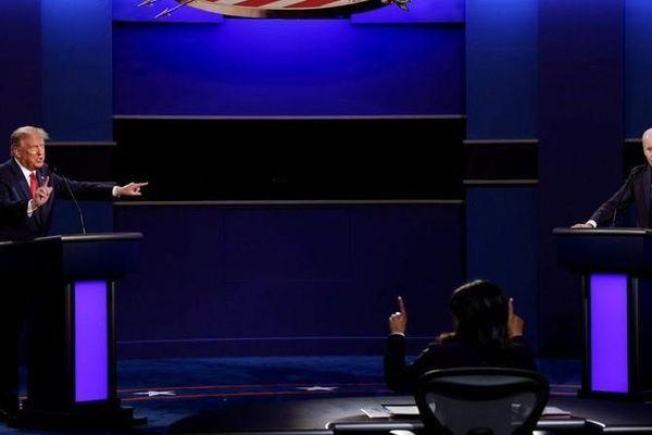 Hai ứng viên Tổng thống Mỹ 'so găng' trực tiếp lần cuối