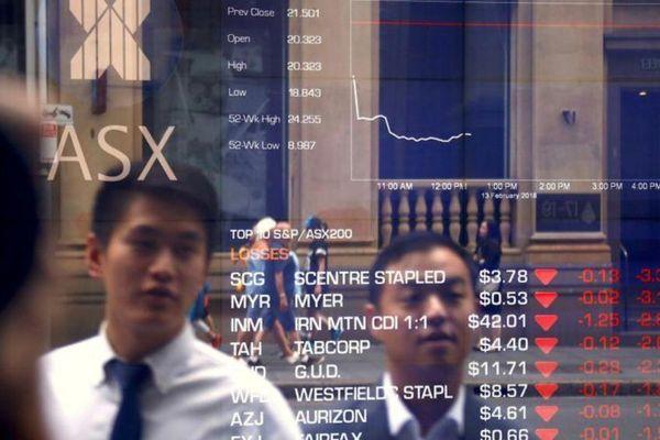 Cổ phiếu Úc tăng với hy vọng gói kích thích tài khóa của Mỹ được thông qua