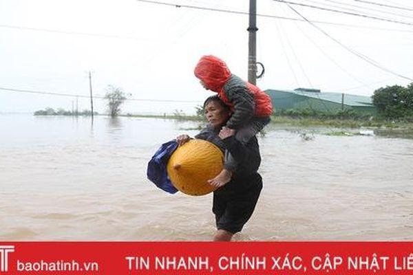 Thương lắm những mùa bão miền Trung