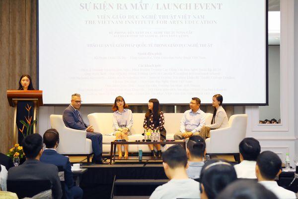 Nâng cao chất lượng giáo dục nghệ thuật và sáng tạo tại Việt Nam