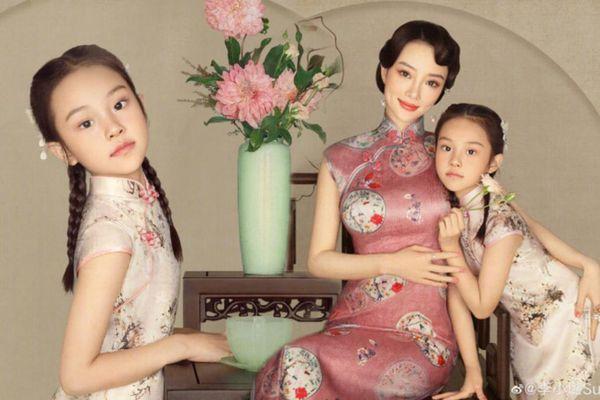 Con gái Lý Tiểu Lộ - Giả Nãi Lượng ngày càng xinh xắn ra dáng thiếu nữ khi chỉ mới 8 tuổi