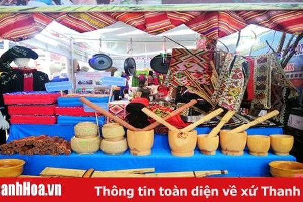 Đặc sắc các đặc sản vùng miền tại Hội chợ - Triển lãm thành tựu kinh tế - xã hội tỉnh Thanh Hóa