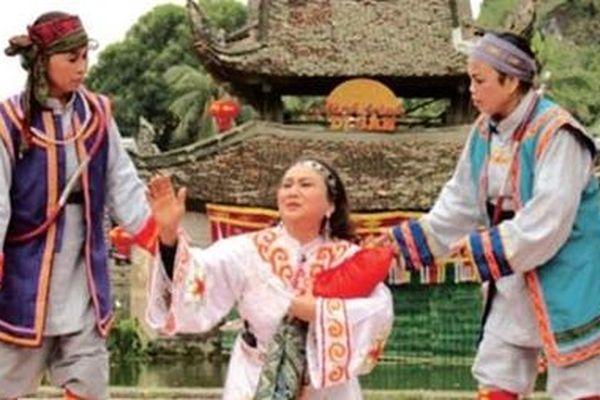 Lan tỏa tình yêu tuồng Dương Cốc