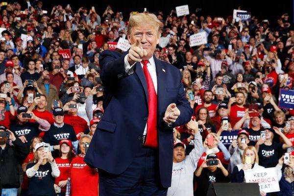 Hỗn loạn hậu bầu cử tổng thống Mỹ là nỗi sợ bị thổi phồng