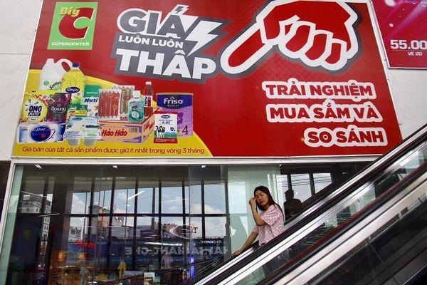 Doanh nghiệp Việt tìm cửa đưa hàng vào siêu thị Thái