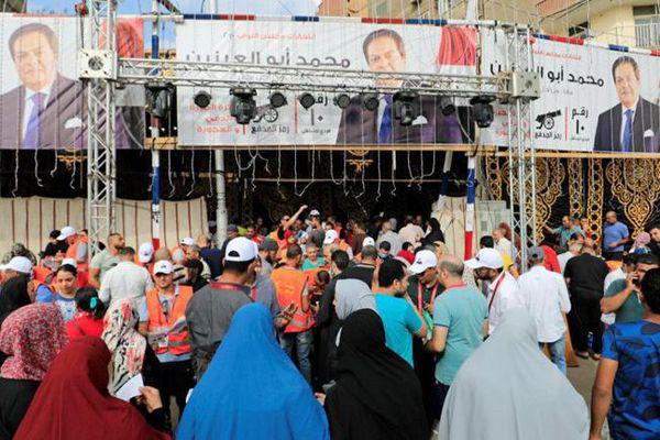 Ai Cập khởi động bầu cử Hạ viện