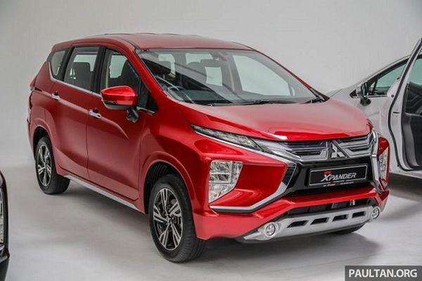 Mitsubishi Xpander từ 557 triệu đồng tại Malaysia, xịn sò hơn VN