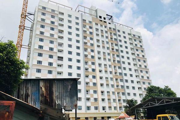 TPHCM ra 'tối hậu thư' đối với dự án Tân Bình Apartment xây trái phép 2 tầng
