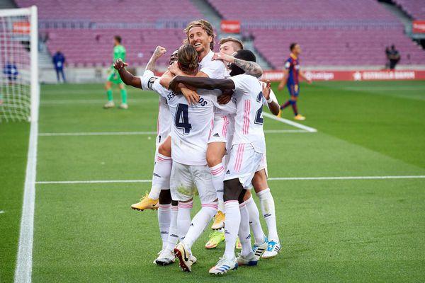 Real thắng Siêu kinh điển: Zidane là ác mộng của Barca