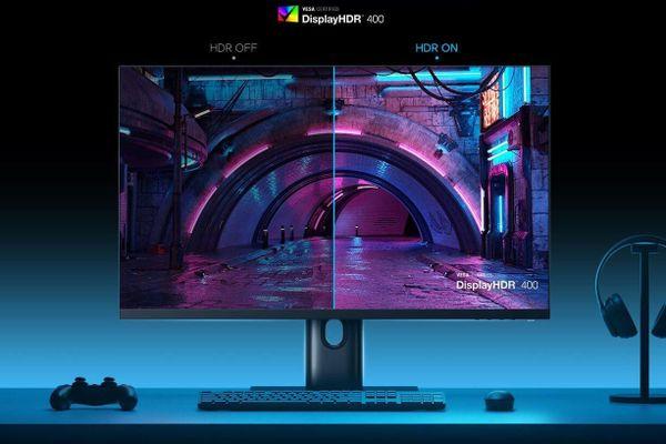 Xiaomi ra mắt màn hình gaming Fast LCD: 24.5 inch, 144 Hz, giá 224 USD