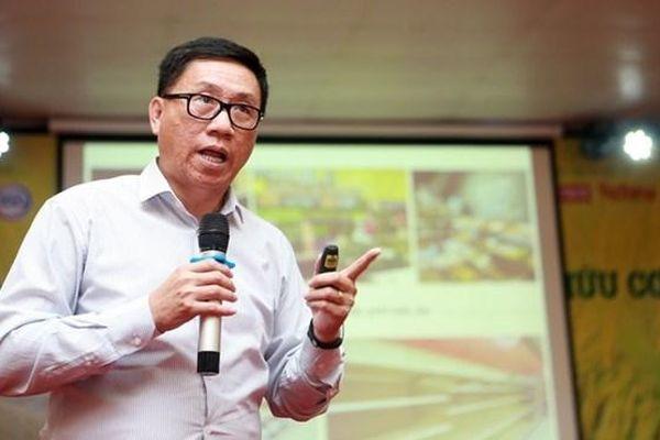 Chủ tịch Vinamit: Cuộc đời của doanh nhân không bao giờ là đường thẳng mà giống hình sin, đi lên rồi phải đi xuống