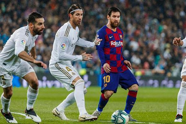 Kết quả bóng đá 24/10, sáng 25/10: Barcelona thua đau trong trận Siêu kinh điển Tây Ban Nha