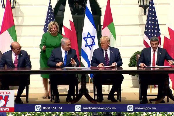 Israel tin tưởng có thêm thỏa thuận bình thường hóa