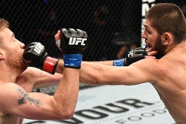 UFC 254, Khabib - Gaethje: Cú knock out và sàn đấu nước mắt